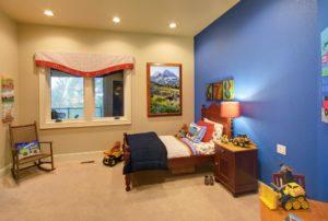 Children's Room in Modern Home