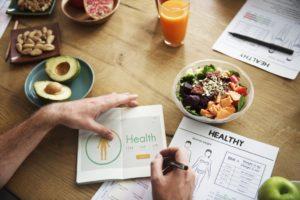 Health watch concept