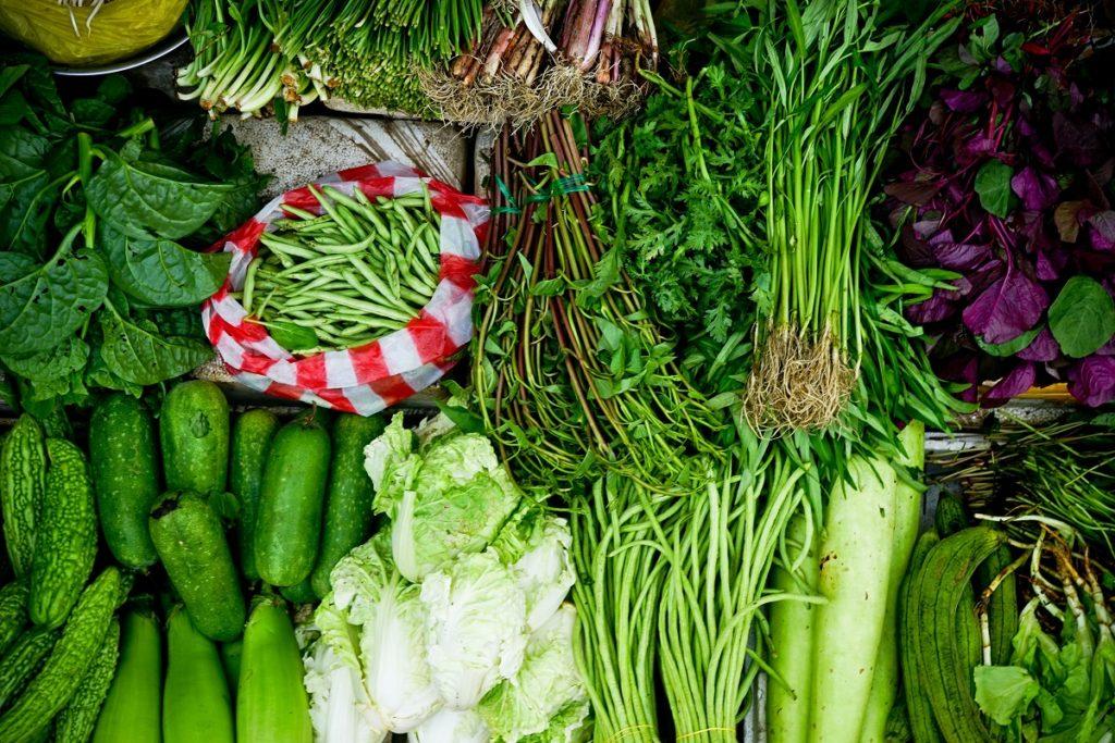 vegtables for sale