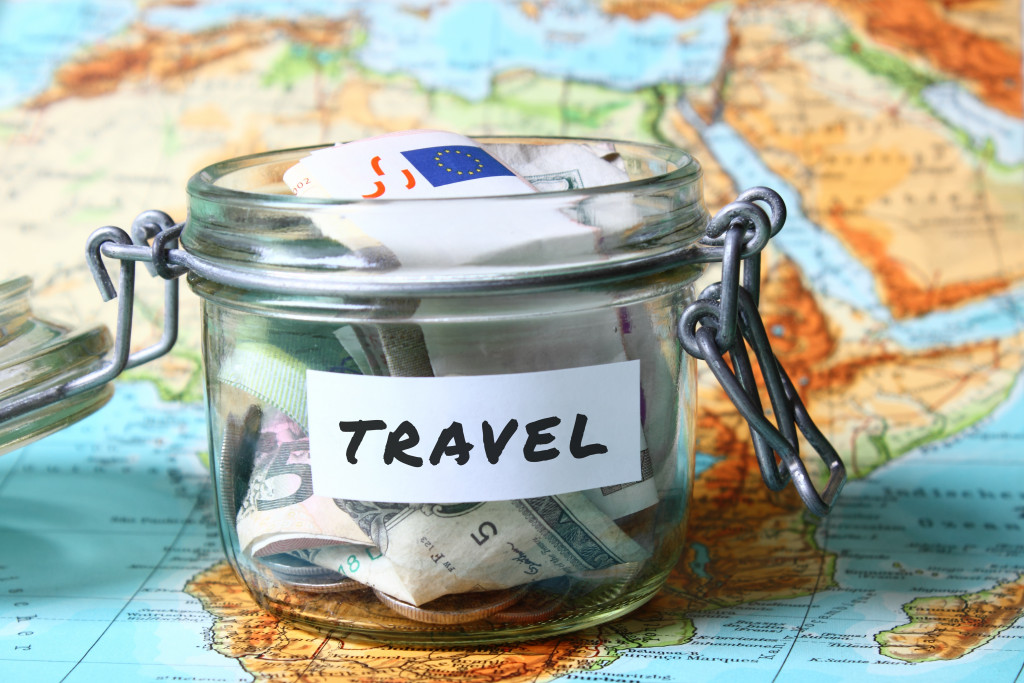 travel buget concept